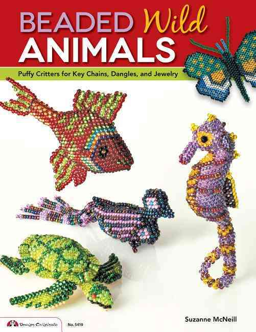 Beaded Wild Animals By McNeill, Suzanne